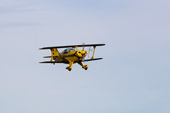 IMG_4404 Pitts (Beth Hartle Photographs2013) Tags: shuttleworthcollection shuttleworthraceday airshow aircraft historicaircraft 19101950s biplane usa american