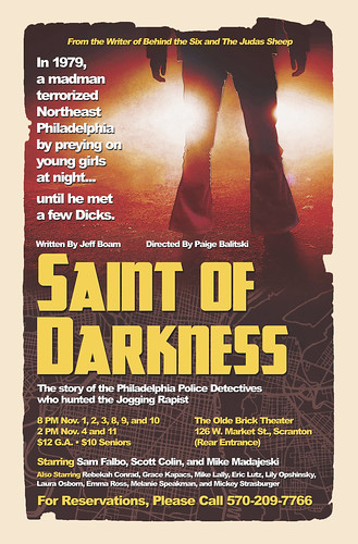 Saint of Darkness - Poster