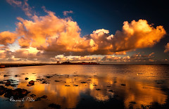 The Sound of No One Listening   [Explored} (RonnieLMills 5 Million Views. Thank You All :)) Tags: rough island islandhill tidal reflections sunset clouds evening sun comber newtownards soundofnoonelistening ronnielmills explore explored 2710118 3