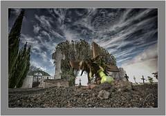 Las Tricias, Garafía, La Palma, Canary Islands (Bartonio) Tags: canaryislands cementerio garafía graveyard islascanarias lapalma lastricias nikkor18mm35 sonya7rii