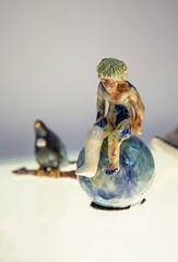 Christine Winbus - Level 5 'Women' (23) (The Learning Connexion) Tags: exhibition student artstudents artcreativity artist jewellery 3d sculpture metal silver gold wood ceramic stone bronze copper enamel t318