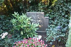 Dr. Max Berek's grave (peter.a.klein (Boulanger-Croissant)) Tags: leica leitz wetzlar germany cemetary grave tombstone gravestone lens designer physicist mathematician