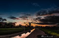 Atardecer en la ciudad de Bogota - Bogota Sunset (Luis FrancoR) Tags: atardecerenlaciudaddebogotabogotasunset luisfrancor sunset atardecer bogotá reflects reflejos ngw ng ngc ngs ngd ngg