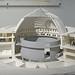 Maquette de la bourse du commerce de Tadao Ando (C. Pompidou, Paris)