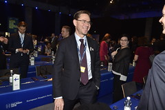 EPP Helsinki Congress in Finland 7-8 November 2018 (More pictures and videos: connect@epp.eu) Tags: helsinki epp congress european people party finland november 2018 jyrki katainen kokoomus vicepresident commission