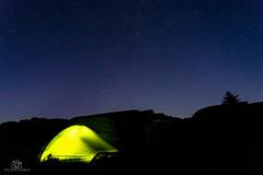 Starry Night .. (CamraMan.) Tags: bewcastlefells nightsky sonya7 canon1740mmlusm fotodiox stars hillebergakto tent wildcamping solowildcamping milkyway ©davidliddle ©camraman