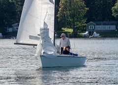 (Bill Topping) Tags: central upstate cazenovia racing lightning lightningclass lake york sailing new fingerlakea racecommittee regatta