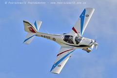 6100 Tutor (photozone72) Tags: duxford iwmduxford airshows aircraft airshow aviation canon canon7dmk2 canon100400f4556lii 7dmk2 raf raftutordisplay tutordisplay tutor grobtutor