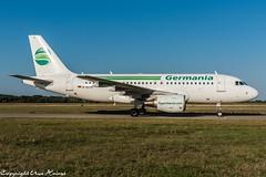 Germania D-ASTR (U. Heinze) Tags: aircraft airlines haj airways airplane hannoverlangenhagenairporthaj eddv flugzeug planespotting plane nikon