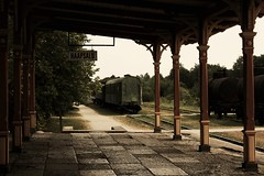 Haapsalu railway station (Rojs Rozentāls) Tags: haapsalu eesti läänemaa läänemaakond estonia railway baltics train