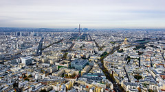 Paris from Tour Montparnasse (.: mike | MKvip Beauty :.) Tags: sony⍺6000 sonyilce6000 sonyalpha6000 sonyalpha sony alpha emount ⍺6000 ilce6000 apsc sigma8~16mmƒ45~56dchsm sigma 8~16mm zoom ultrawideanglezoom metabonesefemounttsmart metabones eftoemount manualexposure handheld availablelight naturallight cityscape tourmontparnasse aerialview parisfromabove eiffeltower lesinvalides autumn fall montparnasse paris îledefrance france europe mth mkvip metabonesefemounttsmartadaptermarkv