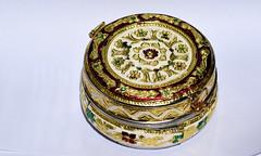 Jewelry box -  Indian handicraft (Sriini) Tags: jewel box intricate inlay patterns indian