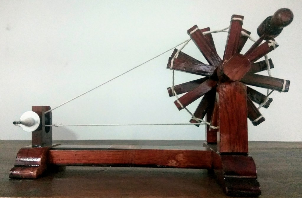 The World's Best Photos of charkha and gandhi - Flickr Hive Mind