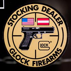 Gun Control (Thomas Hawk) Tags: america glock gunstore saltlakecity usa unitedstatesofamerica unitedstates utah gun guncontrol nra guns fav10