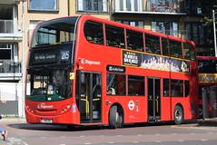 SL 12144 @ Walthamstow Central bus statio (ianjpoole) Tags: stagecoach london alexander dennis enviro 400 lx61ddz 12144 working route 215 walthamstow central bus station lea valley campsite sewardstone
