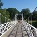 Finley - North Dakota - The Beaver Creek Bridge  aka Newburgh Bridge - Steele County