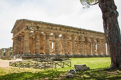 Second temple of Hera (AndyM23) Tags: paestum greek temple