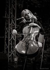 Me And My Cello... (jayem.visuals) Tags: blackwhite blackandwhite cello concert folk folkrock livemusic music musician musicians people performance woman women ©jayemvisuals ©juergenmaeurer