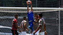 Fluminense 13.10.2017 (Fluminense F.C.) Tags: estadual jogando
