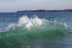 IMG_0093  marée haute à Saint-Malo (gerardstmalo) Tags: wawes vagues tide c