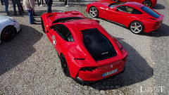 20181007 - Ferrari 812 Superfast - Ferrari F12 - Q(1871) - CARS AND COFFEE CENTRE - Chateau de Chenonceau (Lhermet Photographie) Tags: ferrari812 ferrari812superfast ferrari ferrarif12 chateaudechenonceau chenonceaux sony sonyqx10