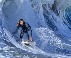 fullsizeoutput_4b19 (supercrans100) Tags: the wedge big waves so calif beaches photography surfing body bodyboarding skim boarding drop knee