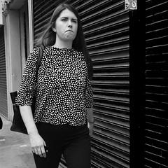 IMG_1196b (Luxifurus) Tags: hip hipshot fromthehip candid unposed covert unaware secret stolen gimp commute london street portrait urban woman girl female pretty beautiful hands faces