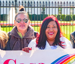 2018.10.22 We Won't Be Erased - Rally for Trans Rights, Washington, DC USA 06854