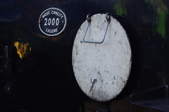 IMGP5633 (Steve Guess) Tags: watercressline midhants steam railway heritage line hampshire england gb uk 80078 br standard 4mt tank loco locomotive engine disk