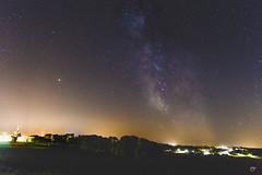 Voie lactée 1 (shoube) Tags: 88 vosges lorraine nocturne campagne etoile ciel nuit dommartinsurvraine canon 7d tamron 1750mm voielactée milkyway