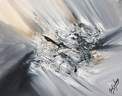For every home or office, there is a need to bring those boring walls to life. There's a piece of my artwork waiting for you at http://metalmanfineart.storenvy.com (JoeySantiagoFineArt) Tags: abstract painting artists art artworks acrylic techniques for sale ideas images black white original paintings