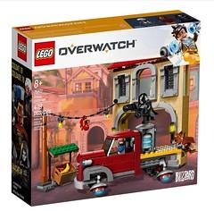 LEGO Overwatch Dorado Showdown (75972) (hello_bricks) Tags: lego overwatch