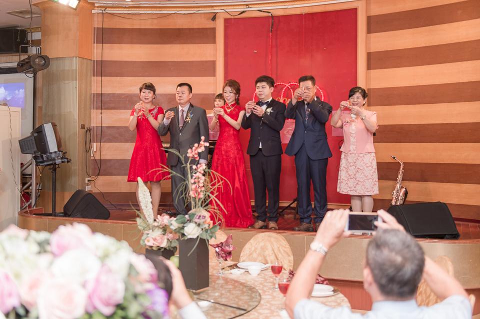 台南婚攝 海中寶料理餐廳 滿滿祝福的婚禮紀錄 W & H 098