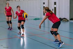 181103_VBTD3-KTVBS_022 (HESCphoto) Tags: 2liga 99ersporthalle damen ktvbasel saison1819 therwil vbtherwil volleyball