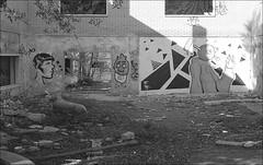 181111_Psiquiatrico_005 (Stefano Sbaccanti) Tags: bw blackandwhite analogicait analogue argentique bianconero leicam5 kentmere400 psiquiatrico asylum urbex urbanexploration abandonado 2018 50summicron spain
