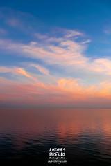 Llegando al cielo (Andres Breijo http://andresbreijo.com) Tags: cielo sky nubes clouds mar sea seascape atardecer sunset costa coast nerja axarquia andalucia malaga españa turismo turist