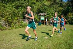 FLO05932 (chap6886@bellsouth.net) Tags: running run race girls boys team trees lake athletes action athletics america xc 5k highmiddleschool highschool