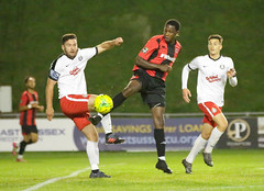 Lewes 2 Kings Langley 1 FAC replay 26 09 2018-114.jpg (jamesboyes) Tags: lewes kingslangley football nonleague soccer fussball calcio voetbal amateur facup tackle pitch canon 70d dslr