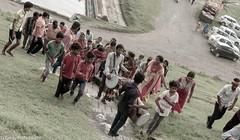 Ganesh Festival - Visarjanam (Balaji Photography : 6 Million+ views) Tags: gularbhul dam water lake cageculture cageculturefishing utharakhand indoa rudrapur ganesha immersion ganeshavisarjanam canon canon70d