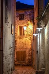 Vicolo San Omobono (Bephep2010) Tags: 2018 7markiii alpha ascom blauestunde frühling gasse ilce7m3schweiz laterne sony switzerland tessin ticino alley bluehour lantern spring ⍺7iii ascona schweiz ch sel85f18