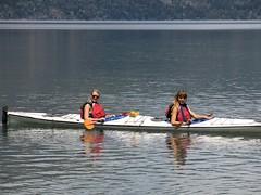 kayak-lac-bariloche (terraexperiences) Tags: terraargentina argentina aventure adventure