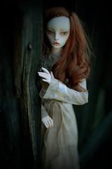 Autumn (dolls of milena) Tags: bjd abjd resin doll dollchateau dc stacy portrait