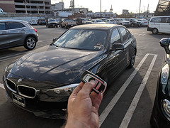 fem system for 2014 BMW 328i (artemislocksmith) Tags: 2014 bmw 328i smart key locksmith