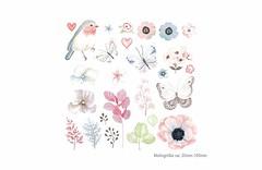 26 Poesie-Style Bügelbilder, romantische Transfer Bügelprints (patchmonkeys) Tags: patch bügelbild applikation aufbügler print blumen transfer bügeln bügel poesie romantische florale