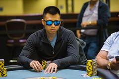 Ping Liu (World Poker Tour) Tags: worldpokertour wpt maintour wptbestbetbountyscramble season20182019 bestbetjacksonville jacksonville fl usa