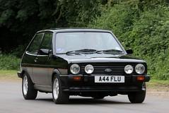 A44 FLU (Nivek.Old.Gold) Tags: 1983 ford fiesta xr2 1598cc