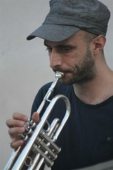 - (tommasocroce) Tags: saxsymbols sax sassofono trumpet tromba tidone valtidone val pianello piacenza people player musician musicista music drum drummer batteria band live jazz