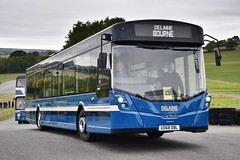 Delaine - AD68DBL (Transport Photos UK) Tags: nikond5500 nikon bus transportphotosuk adamnicholson 2018 lincolnshire stamford ad68dbl peterborough bourne delaine volvo wrightbus donningtonpark donnington showbus showbus18 showbus2018 coach transport adamnicholsontransport photos uk