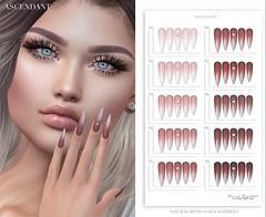 Anybody | 7th October (Kah Melody | ASCENDANT) Tags: ascendant bento nails natural anybody maitreya