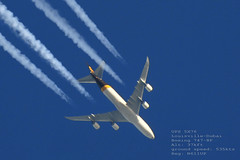 taken from my backyard 061 (planes, moon, nature) Tags: ups 5x76 louisville dubai boeing 7478f 37 535 n611up 2 add tags airliner altitude away aircraft app aviation air airways amsterdam camera far fernaufnahme flugzeug fly flightradar24 high heaven himmel kamera sky lens natur outdoor plane planespotting up airplane airlines all contrail coolpix 747 fast flying detail zoom super rnav reiseflughöhe engine eastbound chemtrails